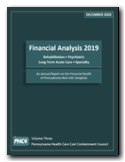 Financial Analysis 2019