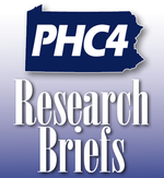 PHC4 Research Brief Logo