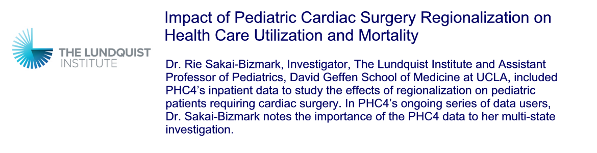 Impact of Pediatric Cardiac Surgery Regionalization on Health Care Utilization and Mortality