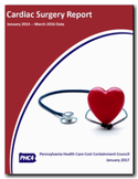 Cardiac Surgery Report (January 2014 – March 2016 Data) Cover