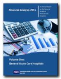 Financial Analysis 2015 - Volume One - General Acute Care Hospitals