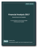 Financial Analysis 2017 - Volume One - General Acute Care Hospitals