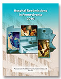 Hospitals Readmissions in Pennsylvania 2010 Report cover