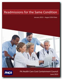 Readmissions for the Same Condition Cover